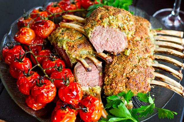Cook a roast.