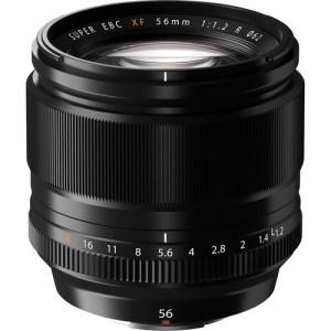 56mm f1.2 lens