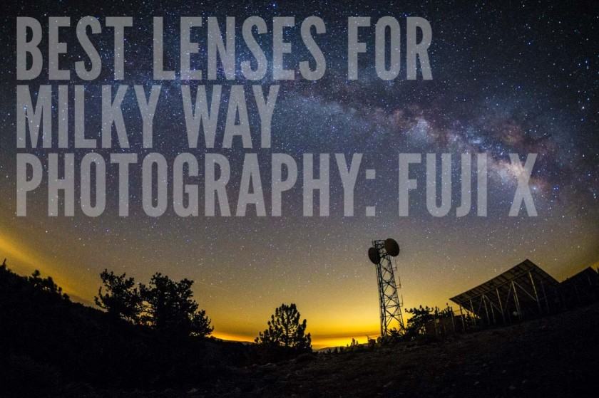 Best Lenses for Night Photography: Fujifilm