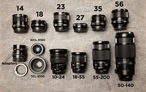 fuji x series lens buying guide