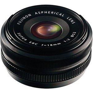 Fujifilm 18mm f:2.0 XF R Lens