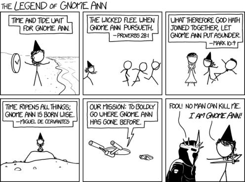 Gnome Ann